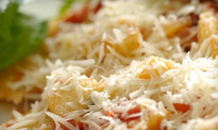 Rossini Cucina Italiana - Ridgeland: $12 for $25 Worth of Italian Fare at Rossini Cucina Italiana