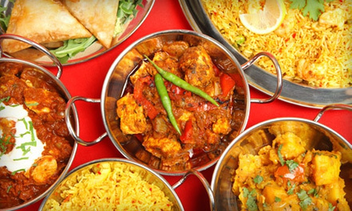 Simi's India Cuisine - Balcones Heights: Indian Dinner at Simi's India Cuisine (Up to 52% Off). Two Options Available.