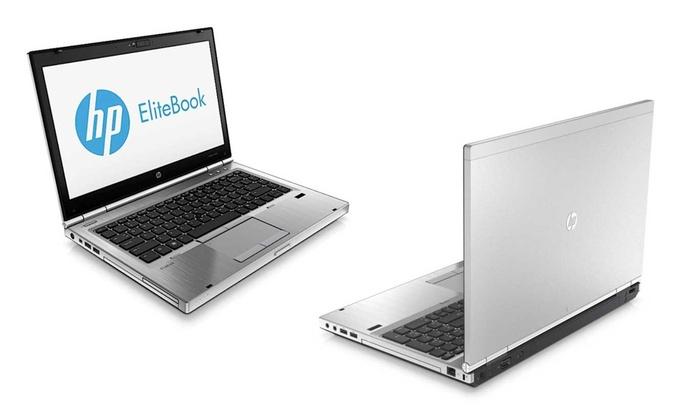 "HP 14"" EliteBook Laptop with 2.6GHz Intel Core i5 Processor, 4GB RAM, and 320GB Hard Drive (Refurbished): HP 14"" EliteBook Laptop with 2.6GHz Intel Core i5 Processor, 4GB RAM, and 320GB Hard Drive (Refurbished)"