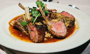 the Stone House: Up to 47% Off Elegant Meals at The Stone House