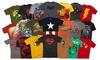 Men's Superhero T-Shirts Mystery Deal (2-Pack): Men's Superhero T-Shirts Mystery Deal (2-Pack)