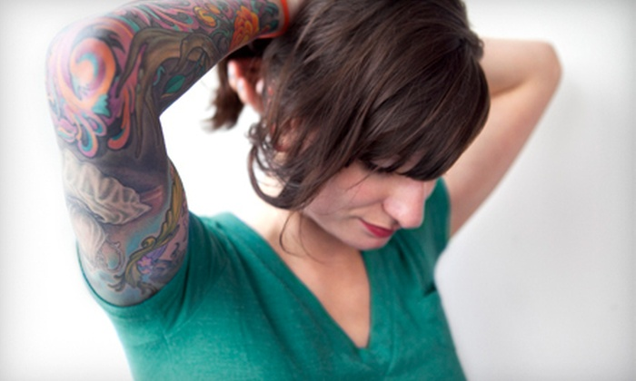 Elkhart Tattoo Removal - Elkhart: Three Tattoo-Removal Treatments for 2.5, 4, 9, or 16 Square Inches at Elkhart Tattoo Removal (Up to 73% Off)