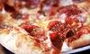 Up to 72% Off Italian Cuisine atVIA Downer Pizzeria
