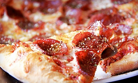 Italian and MediterraneanCuisine for Lunch or Dinner atVIA Downer Pizzeria(Up to 72% Off). Four Options Available.