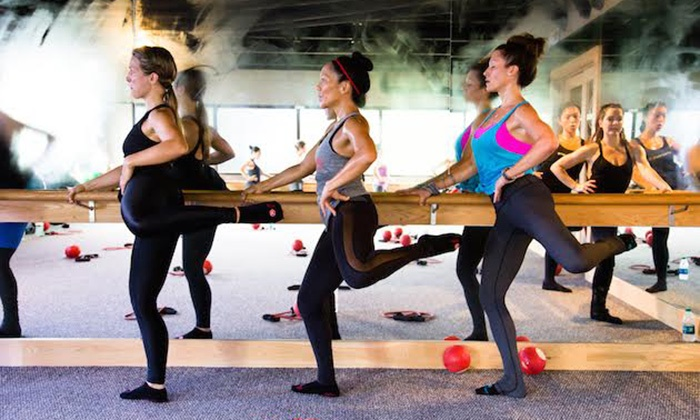 Pure Barre - Chesterfield, MO - Chesterfield: 10 Classes or Three Weeks of Unlimited Classes at Pure Barre (Up to 71% Off)