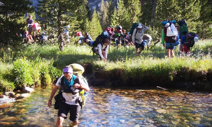 Trans-Sierra Xtreme Challenge - Mt. Whitney: $899 for a 75-Mile Hike Across Sequoia and Kings Canyon National Parks from Trans-Sierra Xtreme Challenge ($1,650 Value)