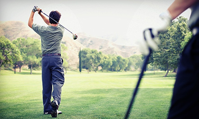 Lucerne Golf Course - Dedham: 18 Holes of Golf with Cart Rental for Two or Four at Lucerne Golf Club (Up to 53% Off)
