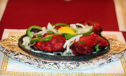 Dinner for 2 (up to a $40.95 value) - Spice House of India in Murphy