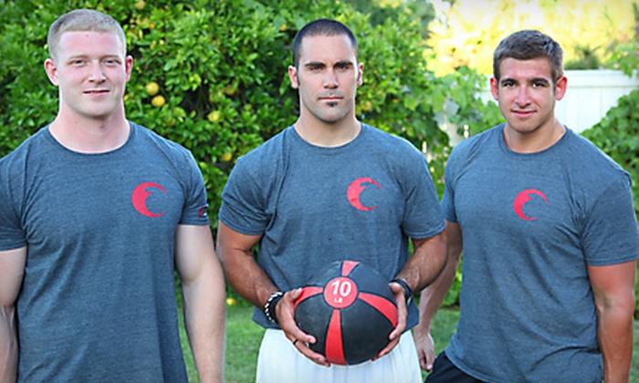 Crush Fitness: One-Year Membership or Fitness Merchandise from Crush Fitness