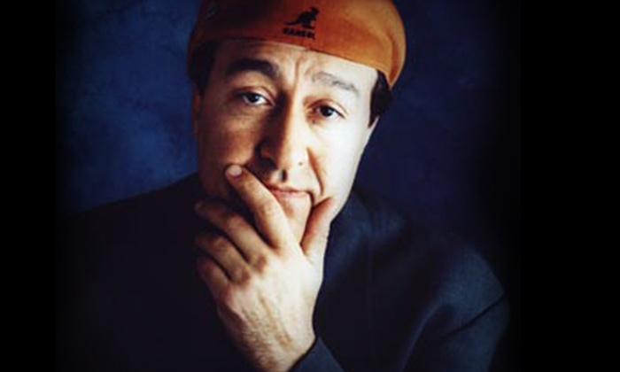 Dom Irrera - Downtown: One Ticket to See Dom Irrera at the Wilbur Theatre on October 21 at 7:30 p.m. ($38.90 Value)