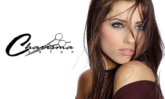 Charisma Salon - Erie: $25 for $50 Worth of Hair and Nail Services at Charisma Salon