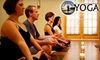 Santosha Yoga - New Baltimore: $25 for Five Classes at Santosha Yoga in Chesterfield (Up to $55 Value)