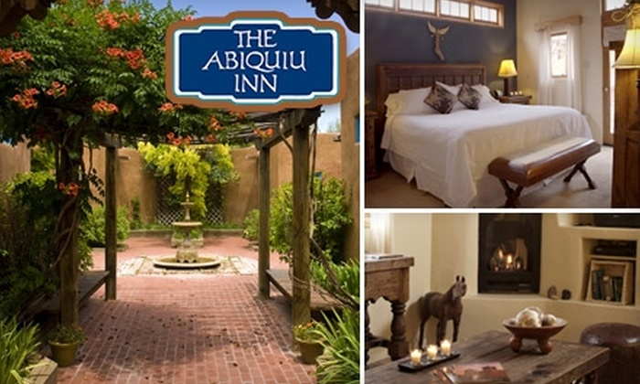 The Abiquiu Inn - Rio Chama: $99 for One Night in a Two-Bedroom Suite at The Abiquiu Inn Plus 25% Off at Gift Shop and Café (Up to $199.95 Value)