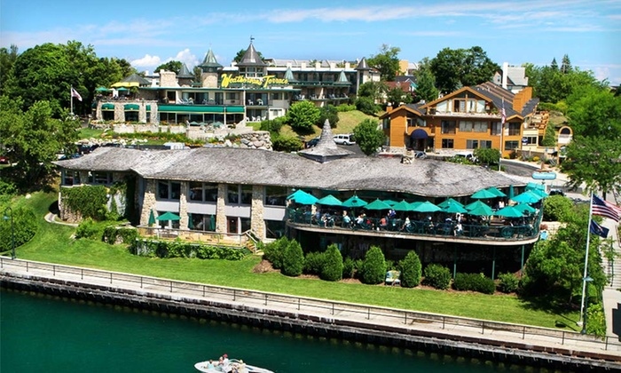Weathervane Terrace Inn & Suites - Charlevoix: One-Night Stay for Four at Weathervane Terrance Inn & Suites in Michigan