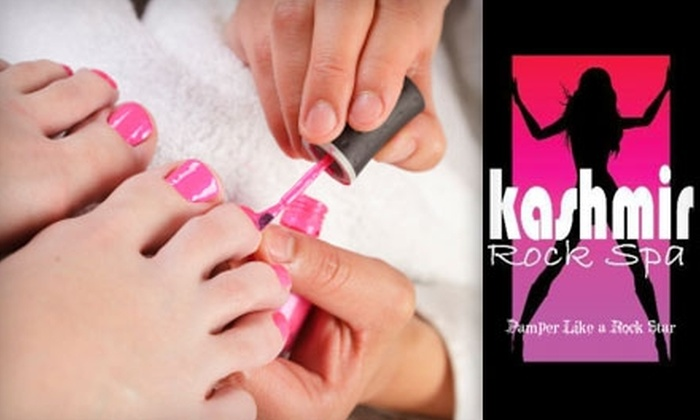 Kashmir Rock Spa - Paradise Valley: $19 for a One-Hour Signature Spa Pedicure at Kashmir Rock Spa ($45 Value)