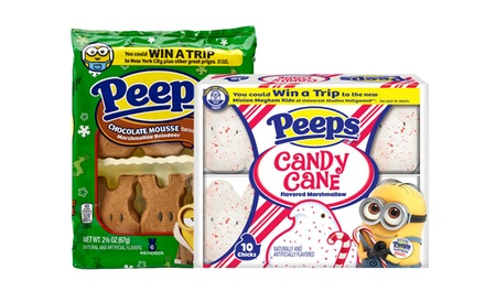 Peeps Holiday Marshmallows (10- or 24-Count)
