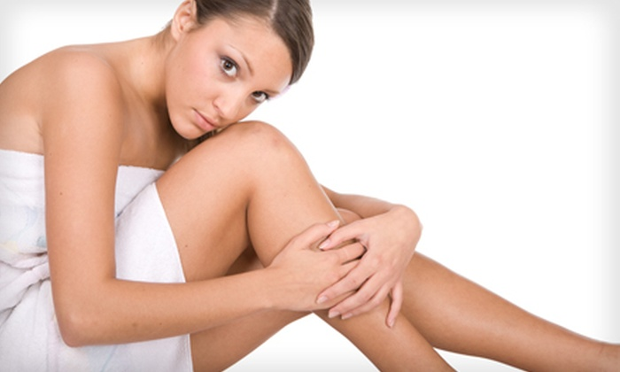 Rx Med Day Spa - Norwell: Six Laser Hair-Removal Sessions for a Small, Medium, or Large Area at Rx Med Day Spa in Norwell