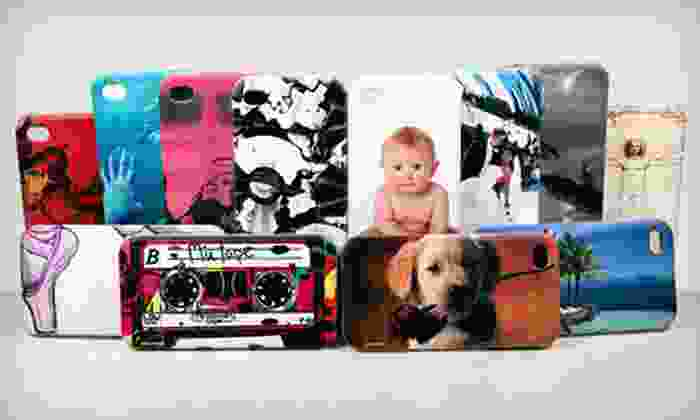 Customizable iPhone Case: $15 for a Customizable or Artist-Designed iPhone 4 or 4S Case from SolSketch ($35 Value)