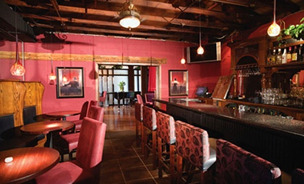 4-Course Dinner for 2, Valid SundayThursday - The Vintage Steakhouse in San Juan Capistrano