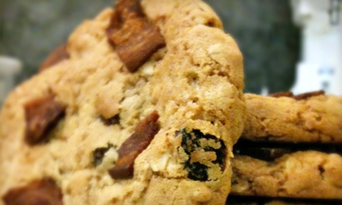Crumb Together - Downtown: $12 for Two Dozen Cookies ($30 Value) or $7 for $15 Worth of Bakery Fare at Crumb Together
