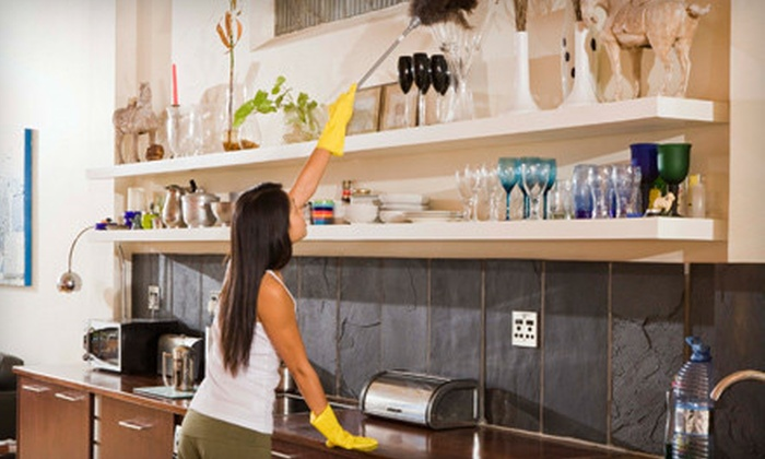 Lifestyle Maids - Lochmere: 1, 3, 5, or 12 Housecleaning Sessions with Two Maids from Lifestyle Maids (Up to 76% Off)