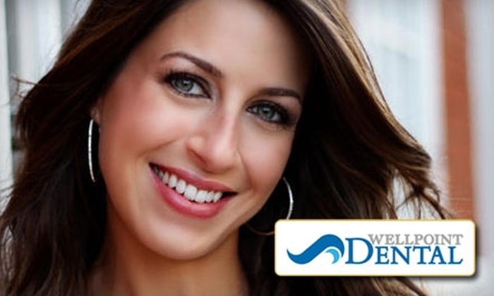Wellpoint Dental - Meridian: Teeth Whitening, Dental Exam, Basic Cleaning and X-rays from Wellpoint Dental. Choose Between Two Options.