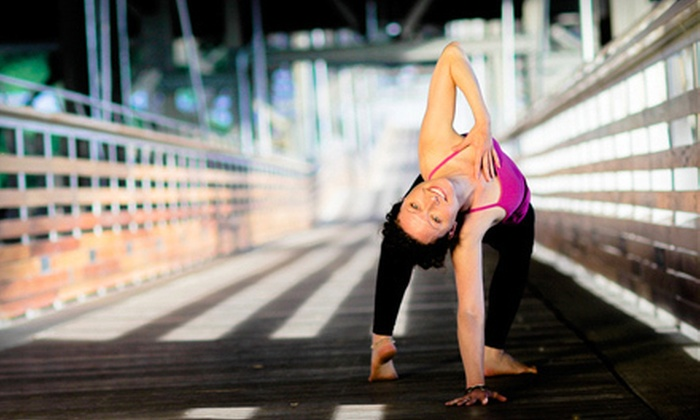 YogAsylum - Brookfield: $119 for a Three-Month Unlimited Yoga Membership to YogAsylum in Brookfield ($338 Value)