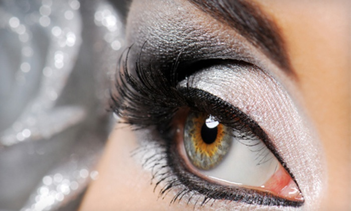 Sculpting Craze - Cannon Park: Two or Three Rooster-Feather Hair Extensions or Full Set of Eyelash Extensions at Sculpting Craze