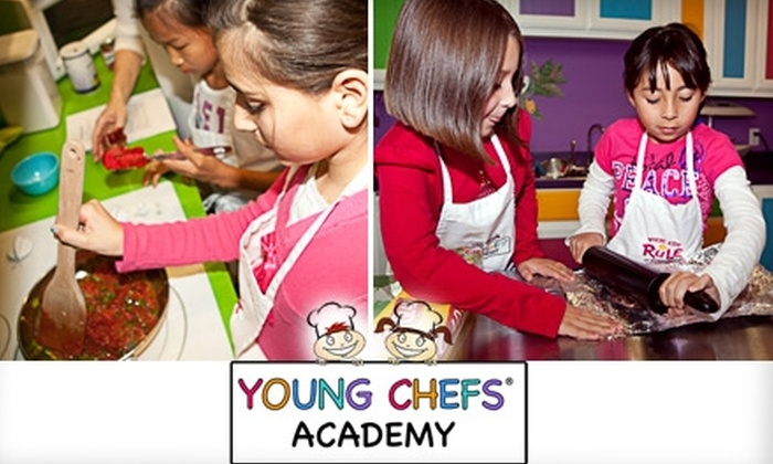 Young Chefs Academy - Chandler: $10 for One Cooking Class at Young Chefs Academy
