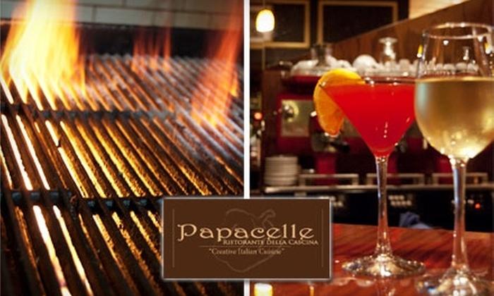 Papacelle Ristorante - Avon: $30 for $60 Worth of Fine Italian Cuisine at Papacelle Ristorante