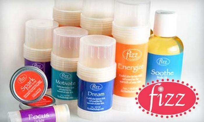 Fizz Bath Shop - Downtown Flagstaff: $25 for a Winter Skin Essentials Gift Basket with Free Shipping from Fizz Bath Shop (A $50 Value)