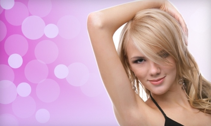 The Pearland Clinic - Pearland: $99 for Three Laser Hair-Removal Treatments at Skin Revolutions at The Pearland Clinic (Up to $1,200 Value)