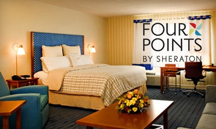Four Points by Sheraton Manassas Battlefield  - Gainesville: $79 for a One-Night Stay, $35 Meal Credit, and Champagne and Strawberries at Four Points by Sheraton Manassas Battlefield ($174 value)