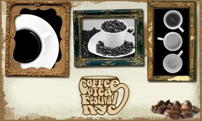 Coffee & Tea Festival - Koreatown: $10 Admission to the Coffee & Tea Festival on February 20 or 21 ($22 Value)