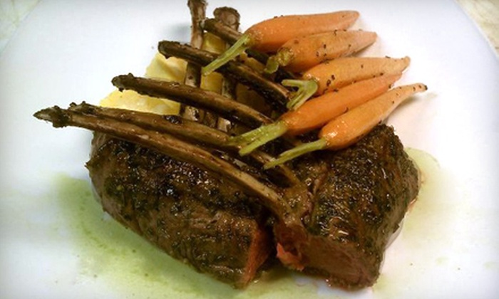 Luma Restaurant - Aspinwall: $20 for $40 Worth of Contemporary American Cuisine at Luma Restaurant in Aspinwall