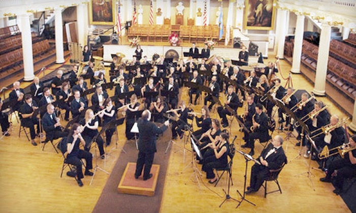 """""""An ACB Preview Concert"""" by the Metropolitan Wind Symphony - Lexington Town Center: $18 for Outing for Two to Metropolitan Wind Symphony's """"An ACB Preview Concert"""" on March 4 (Up to $36 Value)"""