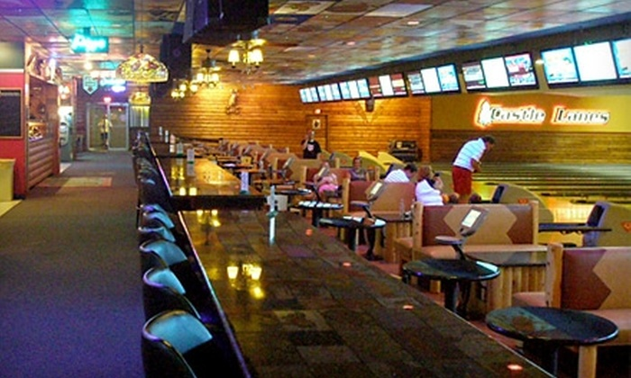 Castle Lanes - Racine: Two Hours of Unlimited Bowling at Castle Lanes in Racine. Two Options Available.