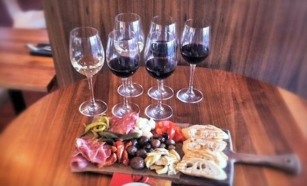 Good for an Italian Wine- and Food-Tasting Experience For 2 ($50 value)  - Indulge Bistro & Wine Bar in Highlands Ranch