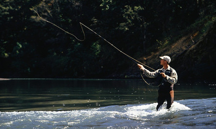 The Hex Shop - Grand Rapids: Fly-Fishing Class, Fly-Fishing Rod and Reel Package, or $25 for $50 Worth of Equipment at The Hex Shop