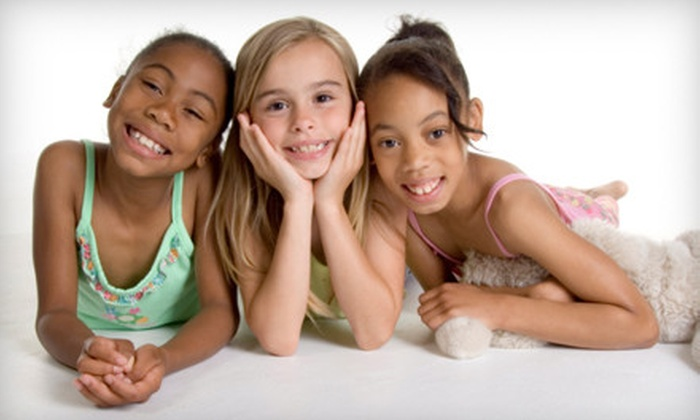 A Little Sassy Spa Party - Suwanee-Duluth: Chocolate Rock Star or Lavender Spa-Party Package for 1–5 or 1–10 Girls from A Little Sassy Spa Party (Up to 52% Off)