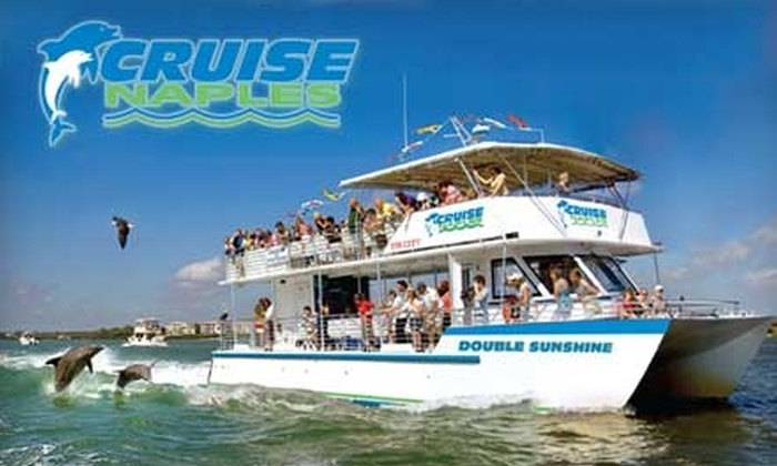 Cruise Naples - Old Naples: $15 for a Boat Tour from Cruise Naples ($30 Value)