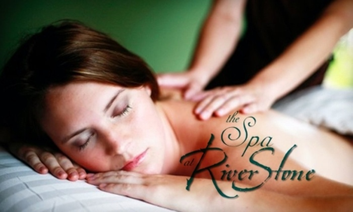 The Spa at Riverstone - Knoxville: $50 for $100 Worth of Spa Treatments at The Spa at Riverstone in Pigeon Forge