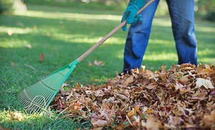 Finer Lawn and Landscaping: Choice of $300 Worth of Fall Cleanup and Mulching (Up to 2 Yards) or $300 Toward Any Landscaping Project - Finer Lawn and Landscaping in