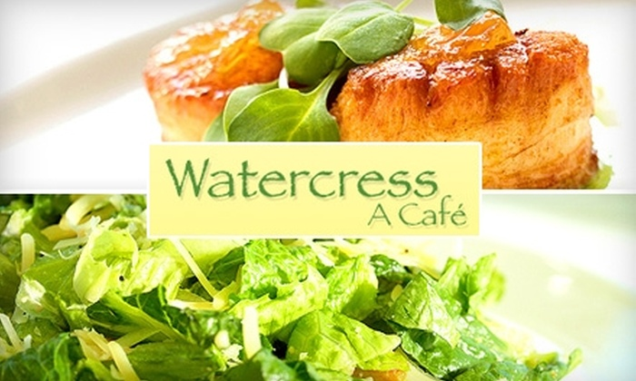 Watercress - Sherman Oaks: $8 for $20 Worth of Delectable Breakfast and Lunch Fare at Watercress A Café in Sherman Oaks