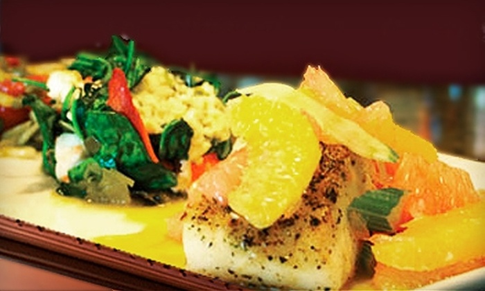 Jeffrey's Restaurant - Woodmont: $12 for $25 Worth of Upscale Dinner and Drinks at Jeffrey's Restaurant in Milford