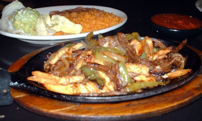 Herrera's Restaurant - Original Town: Tex-Mex Dinner for Two or Four at Herrera's Restaurant in Carrollton