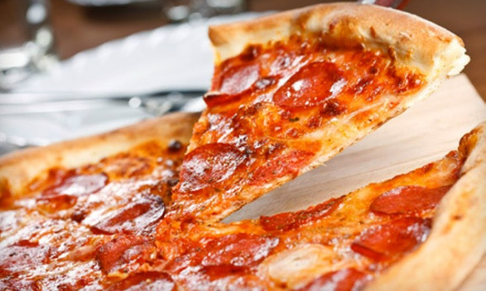Iron Grill and Pizza - Durham: Pizza and Mongolian Barbecue Fare for Dinner or Lunch at Iron Grill and Pizza in Durham (Half Off)