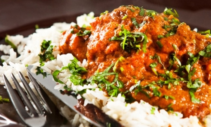 Saffron - Schaumburg: $7 for $15 Worth of Indian Cuisine, Pizza, and Drinks at Saffron in Schaumburg