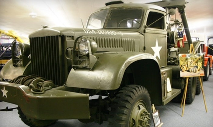 International Towing and Recovery Hall of Fame and Museum - Chattanooga: $4 for a General-Admission Ticket ($8 Value) or $3 for Senior/Military Ticket ($7 Value) to the International Towing and Recovery Hall of Fame and Museum