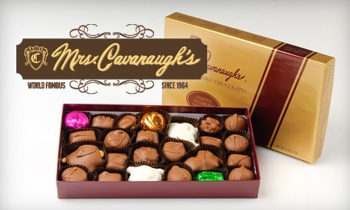 Mrs. Cavanaugh's: $12 for $25 Worth of Handmade Chocolates and Sweets from Mrs. Cavanaugh's